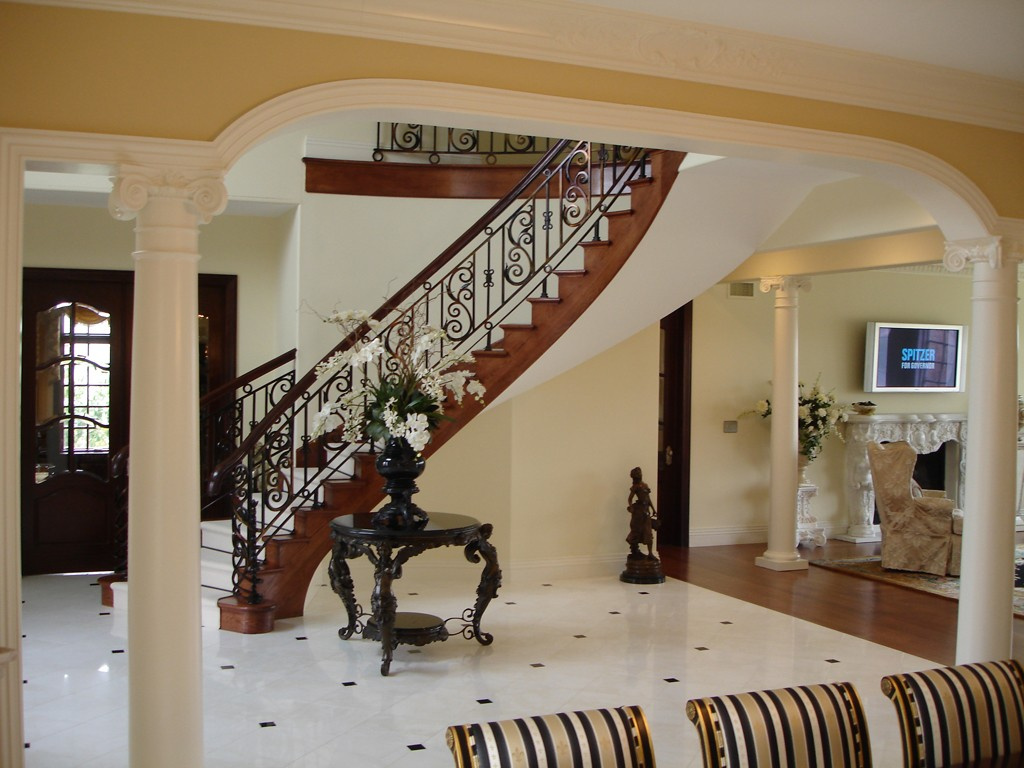 Stair Railing Material Options   Toms River, NJ Patch