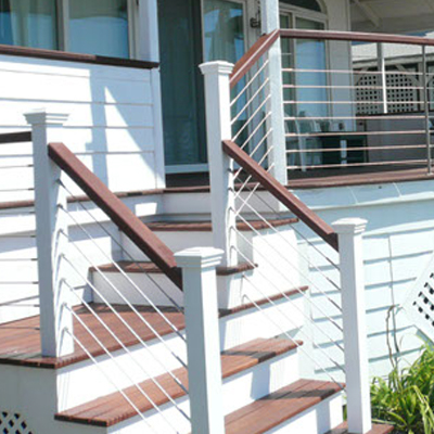 Cable Railing Components in Stainless Steel - The Wagner ...
