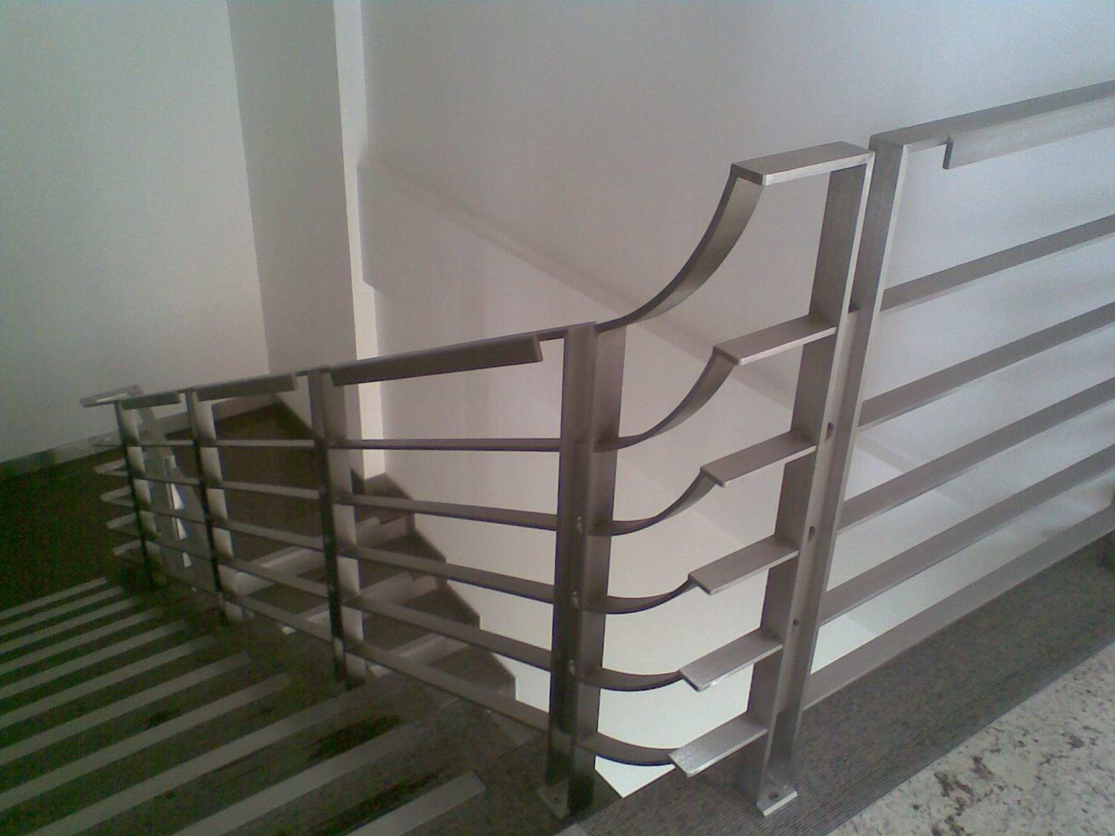 Home Elements And Style Ss Staircase Railing Designs ...