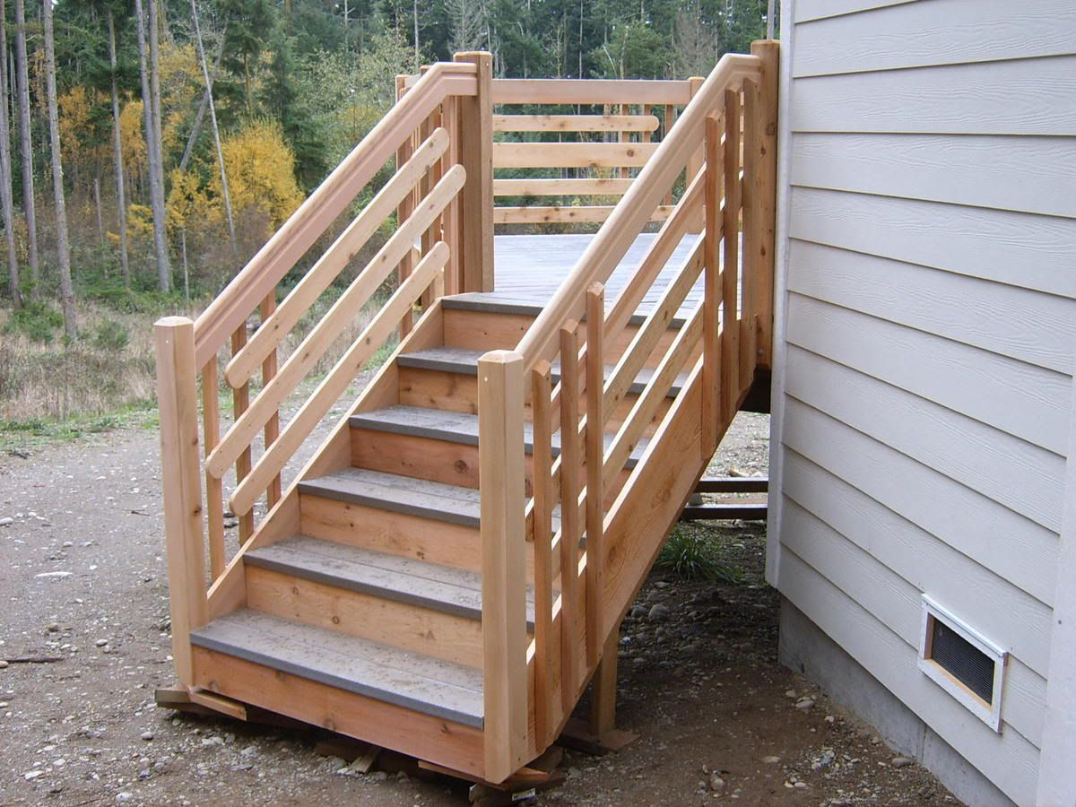 horizontal stair railing: pleasant images for gt ...