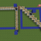 Boundary Wall With Railing Design Minecraft