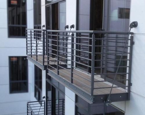 MS Balcony Railing - View Specifications & Details of Mild ...