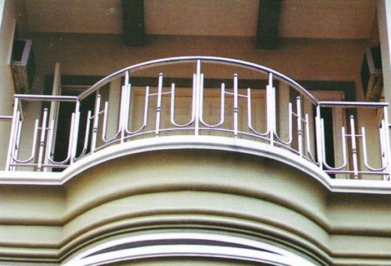 Qoutes: Stainless Steel Balcony Railing Designs : Home ...