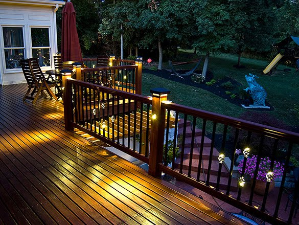 HOUSE CONSTRUCTION IN INDIA: LIGHTING TYPES | OUTDOOR LIGHTS
