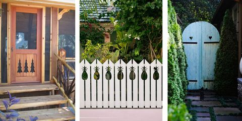 34 Adorably Quirky Cutout Ideas for Fences, Railings, and ...