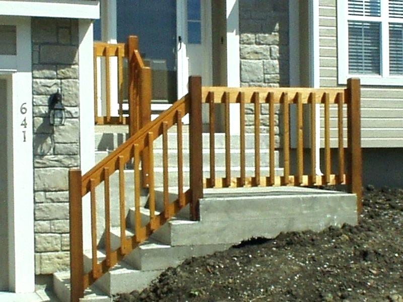 Home Elements And Style Outdoor Railing Designs Balcony ...