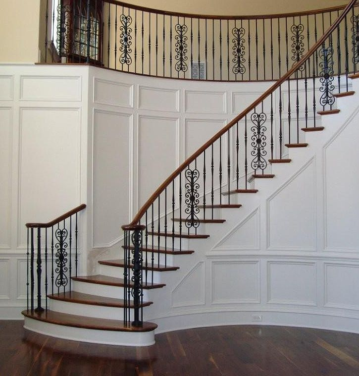 Stairs image by Ange Grootenboer | Railing design, Stairs ...