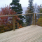Stainless Railings Design For View Deck In The Philippines