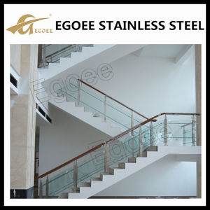 China High Quality Balcony Stainless Steel Glass Railing ...