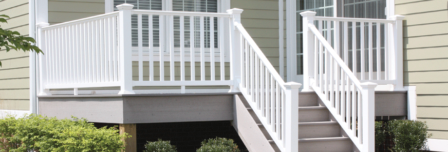 Knoxville Hand Railing | North Knox Siding and Windows