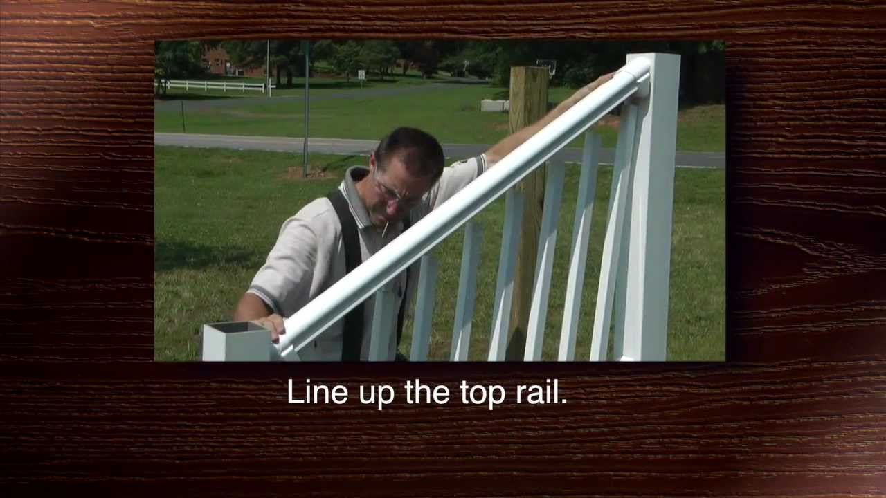 Stair Installation Tips - YouTube