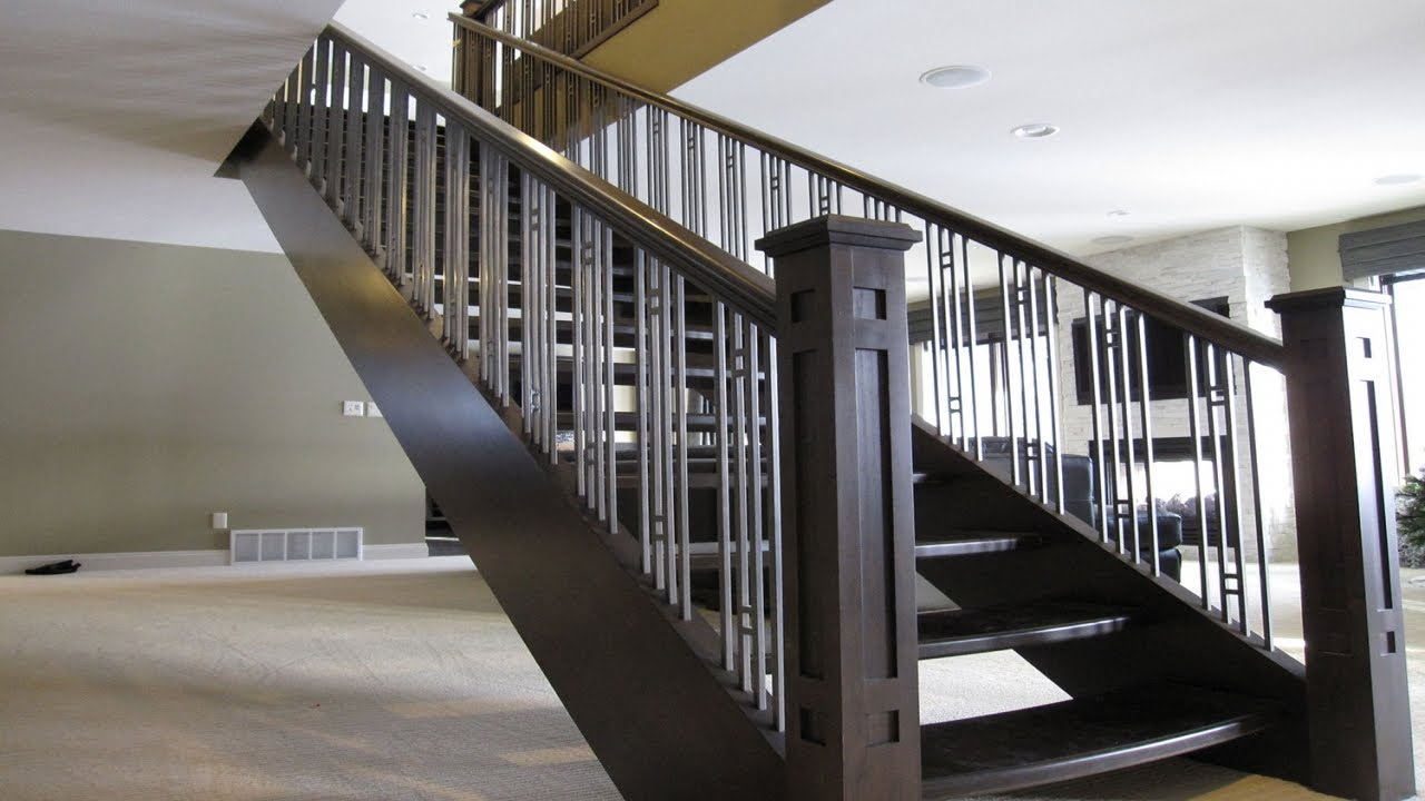 Modern Stair Railing Designs and Ideas For Your Home ...