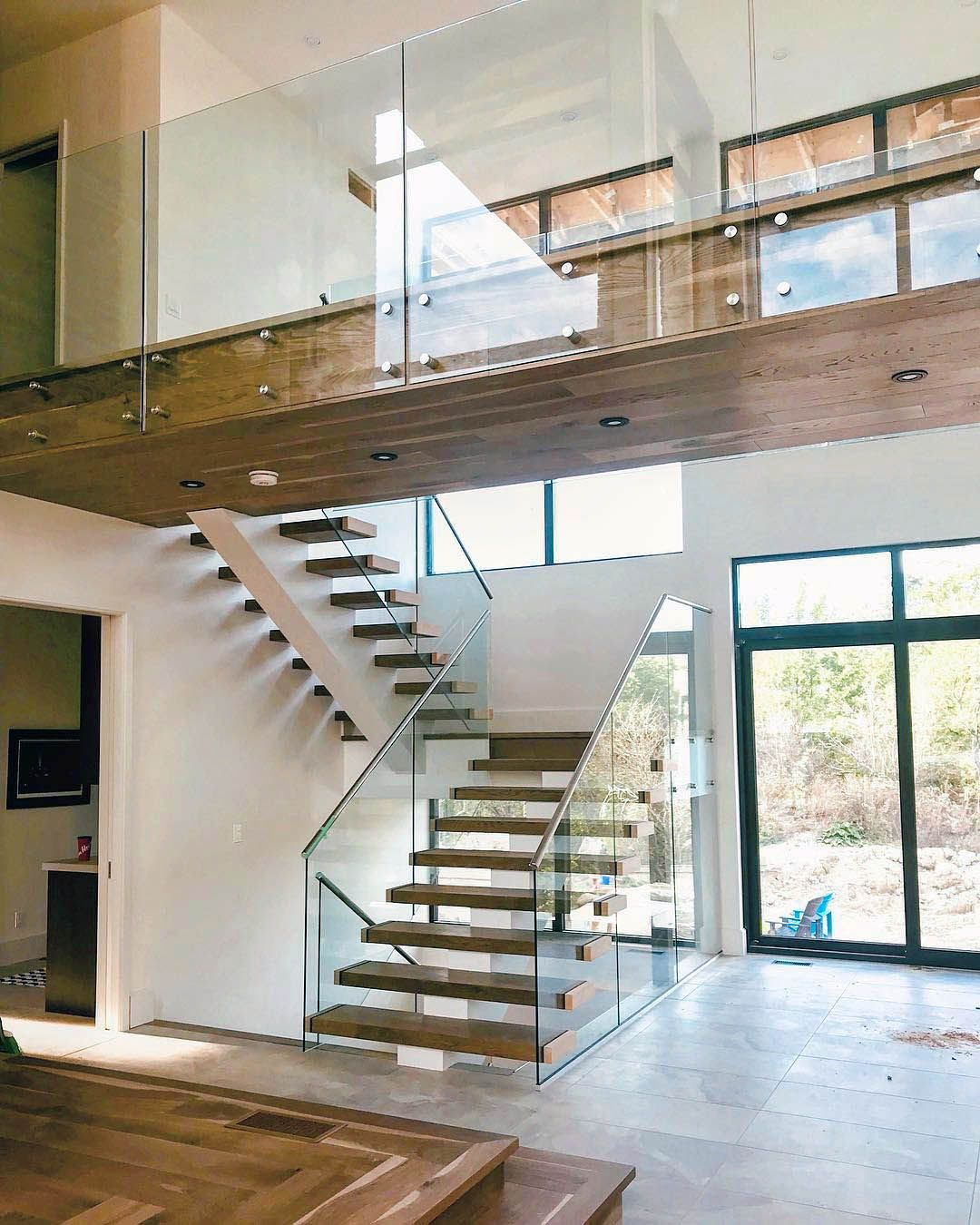Fantastic glass railing cost one and only homesable.com ...