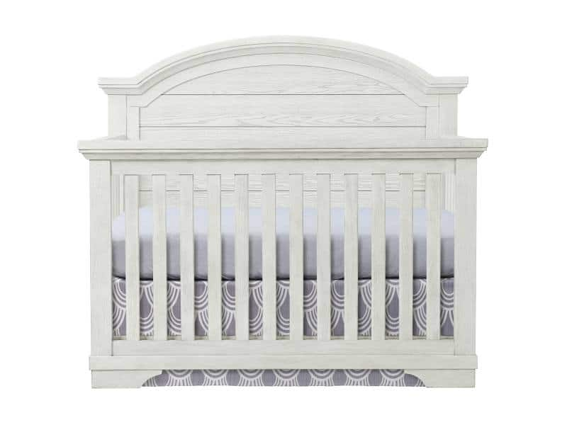 Westwood Design Foundry 4-in-1 Convertible Crib Arched Top ...