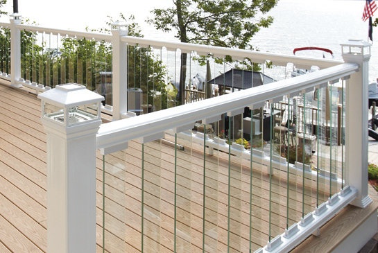Deck railing balusters home depot | Deck design and Ideas