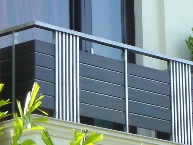 Indian Balcony Railings Looks and Their Types - Balcony is ...