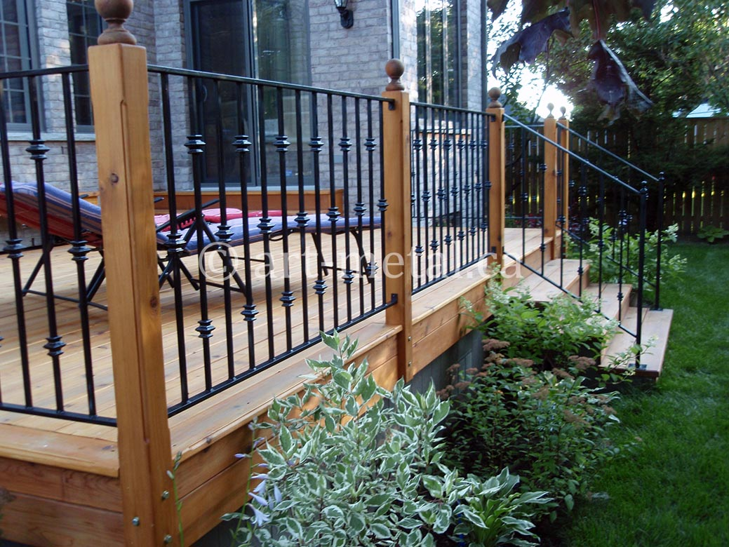Deck Railing Height: Requirements and Codes for Ontario