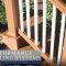 Installing Railing On Stairs Video